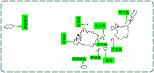 八重山諸島ってどんなところ?~天気や場所、アクセス情報など~