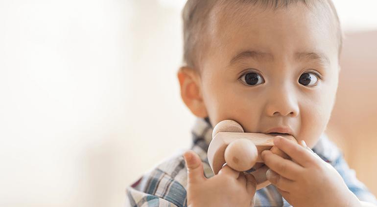 赤ちゃんの誤飲、気を付けるポイント